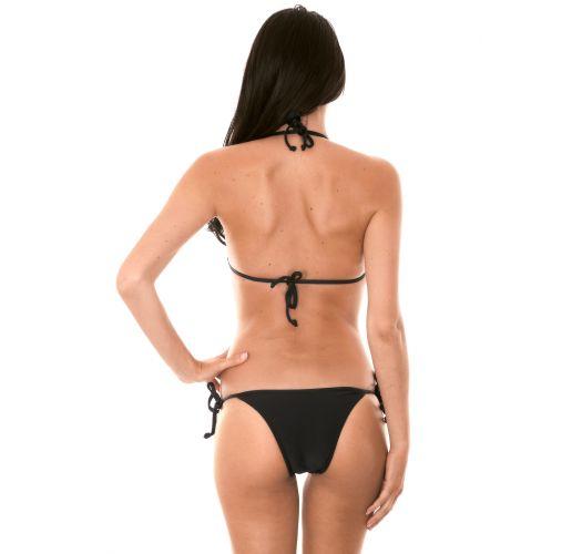 Brazilski bikini - RiodeSol PRETO