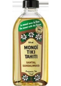 Monoi de Tahiti SANTAL - Tiki - 60ml