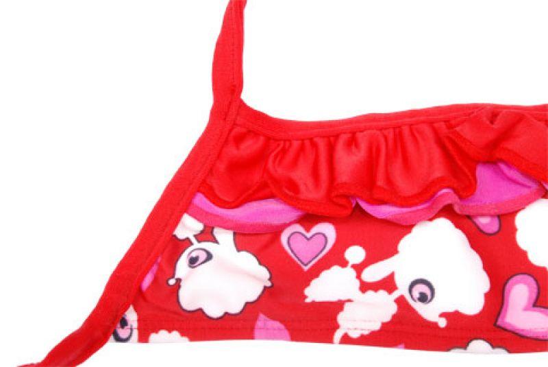 Baby swimwear - CACHORINHO