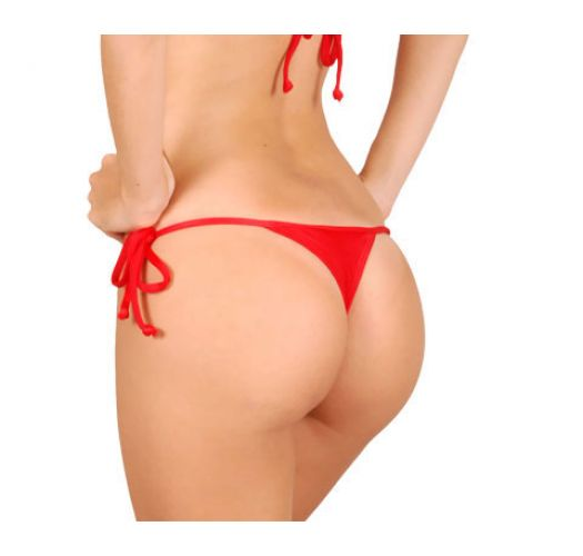 Thong bottom - CALCINHA RED MICRO