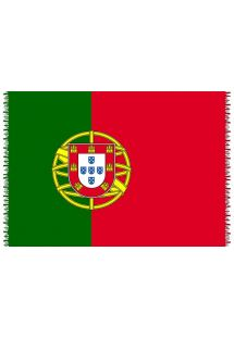 Pareo brésilien - Drapeau national Portugal