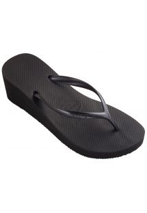 Flip-Flops - High Fashion Black