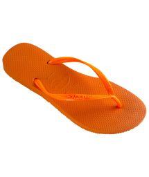 Sandaler - Slim Neon Orange