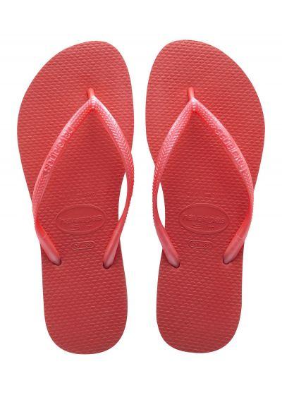 Sandaler - Slim Guava Red