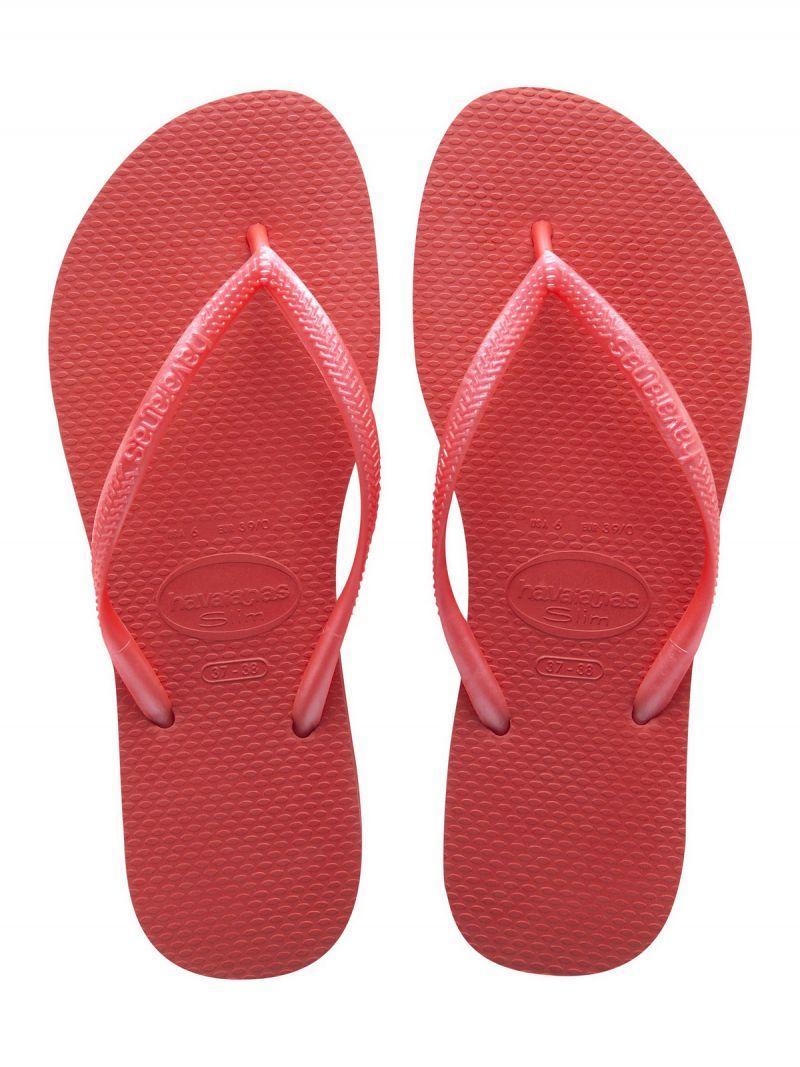 Flip-Flops - Slim Guava Red