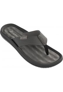 Slippers - Dunas VI Grey/Black