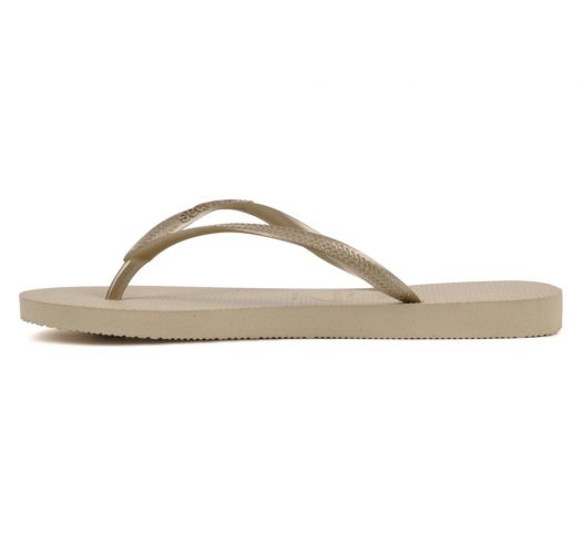 Japanke - Slim Sand Grey/Light Golden