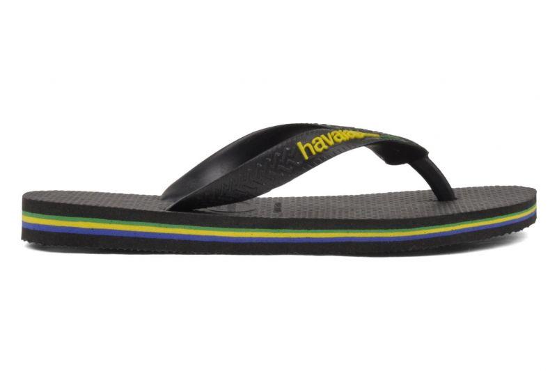 Sandaler - BRASIL LOGO BLACK