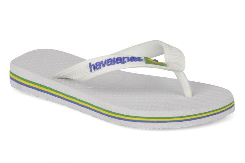 Flip-Flops - Brasil Logo White