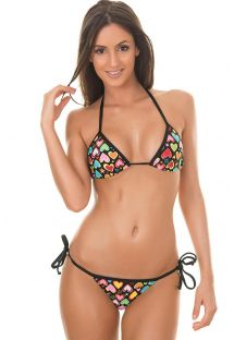 Brazíliai bikini - LOVE