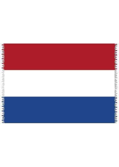 Brazilian beach towel - National flag Netherlands
