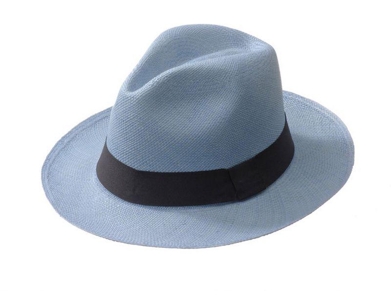 Panama Hat - CLASSIC SKY