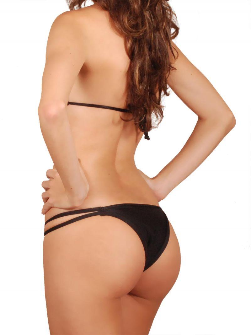 Brazilian Bikini - RiodeSol PRETO DUO