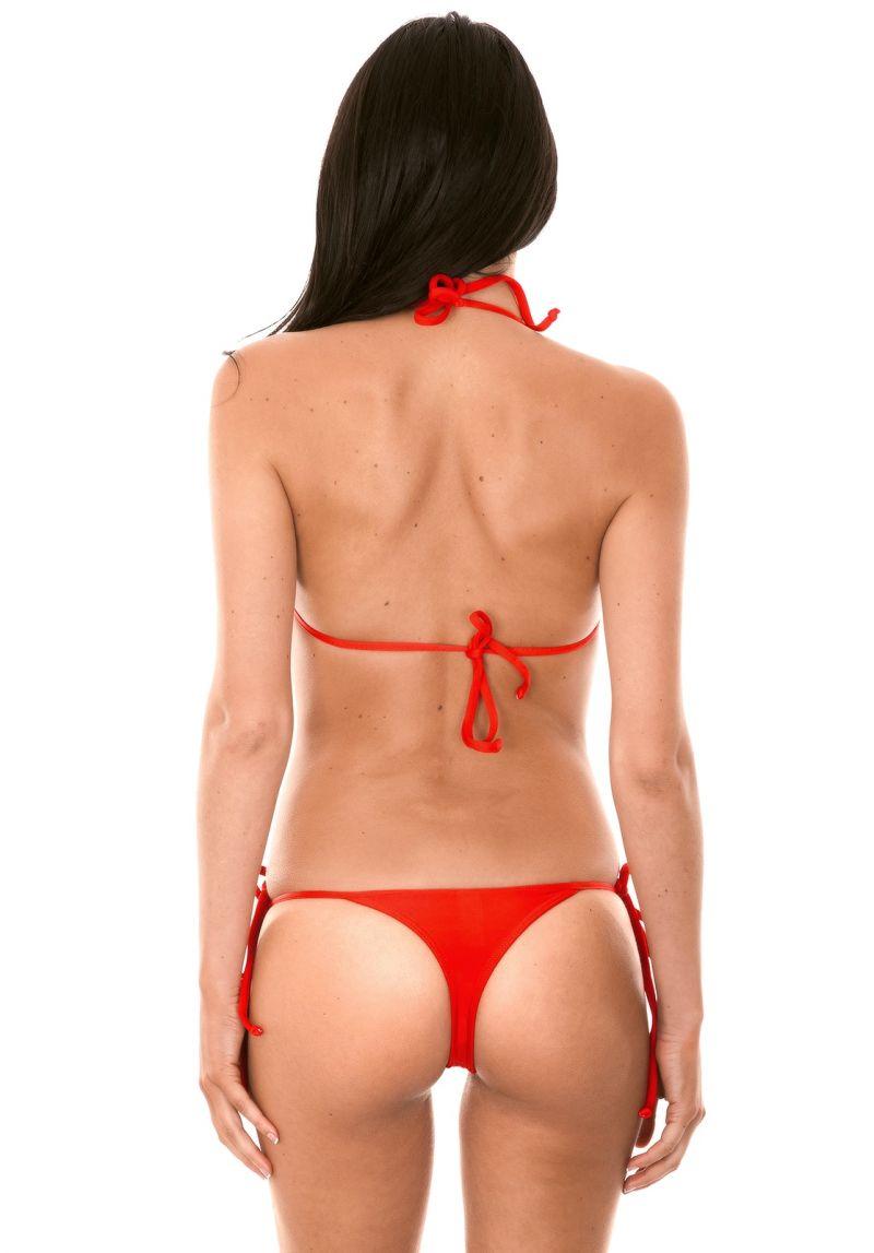String Bikini  RiodeSol RED MICRO