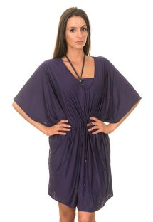 בשמלת חוף -  KAFTAN NEW TOUCH SHORT AMETHYST