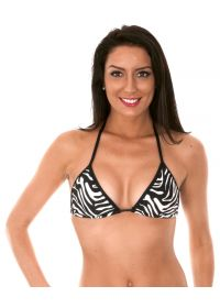 Bikiniöverdel SOUTIEN ZEBRADO