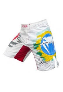 男士泳裝 - Venum DRAGON ICE - MMA Shorts