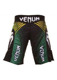 Men Swimwear - Venum ELECTRON BLACK - MMA Shorts