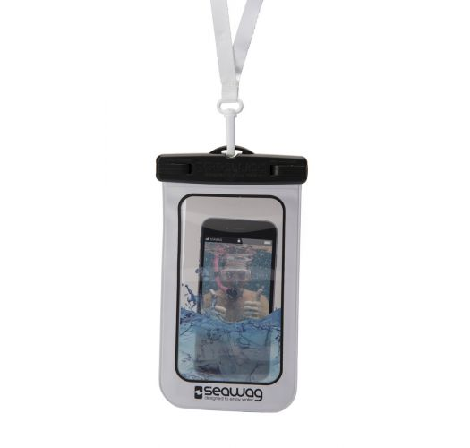 WATERPROOF CASE BLACK WHITE