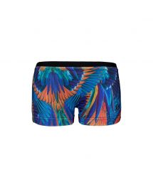 Baby boy colorful print swim trunks - BABY ARARAUNA
