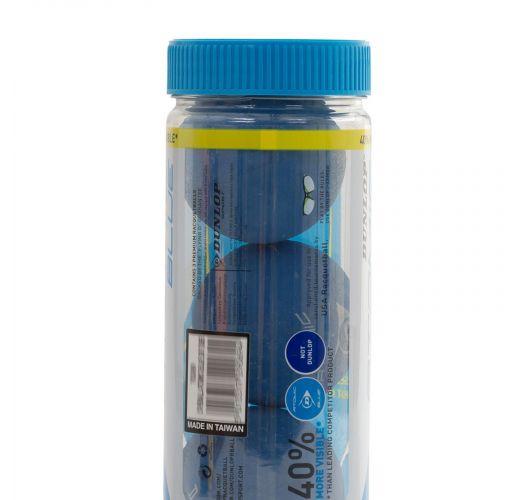 Μπαλάκια ρακέταςDunlop Atomic - Σετ από 3 μπάλες - ATOMIC BLUE