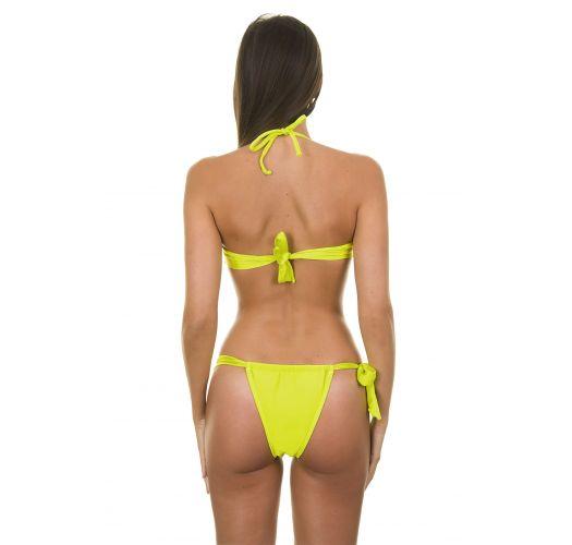 Bikini Cai-cai - ACID TORCIDO LACE