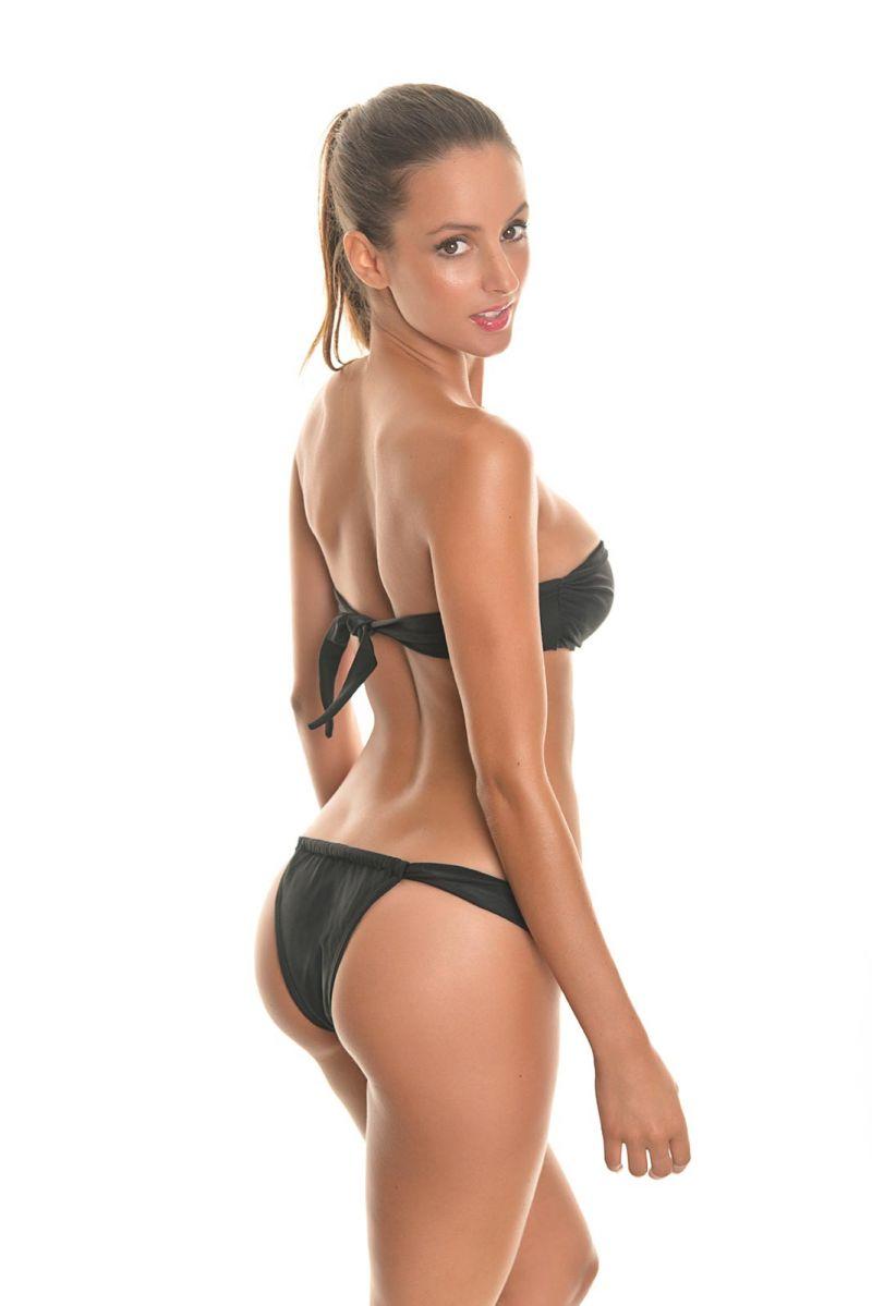 Bandeau Bikini - OURO PRETO