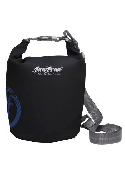 Black waterproof bag 5 L - DRY TUBE 5L BLACK