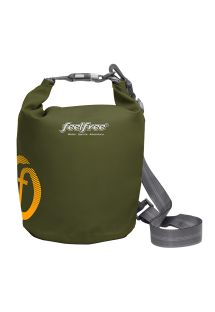 Waterproof bag - khaki -  5 L - DRY TUBE 5L OLIVE