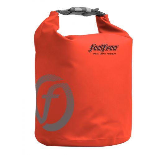 Κόκκινηαδιάβροχη τσάντα 5 λίτρων - DRY TUBE 5L ORANGE