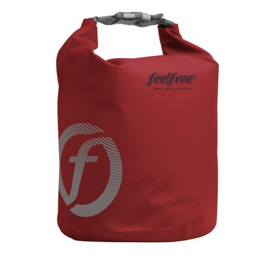 Waterproof bag - dark red - 5 L - DRY TUBE 5L ROUGE