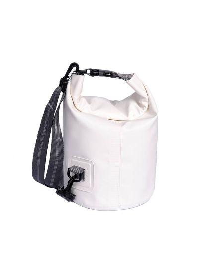 White waterproof bag 5 L - DRY TUBE 5L WHITE