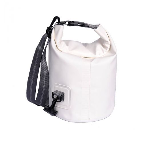 Witte waterdichte tas 5 l- DRY TUBE 5L WHITE