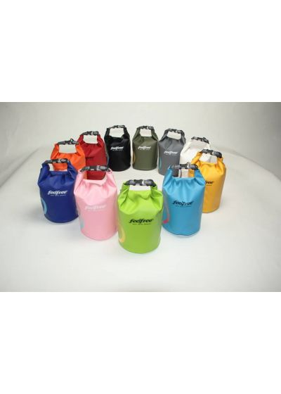 Grey waterproof bag 3 L - TUBE MINI 3L GREY