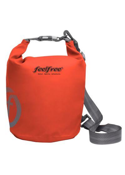 Orange waterproof bag 3 L - TUBE MINI 3L ORANGE