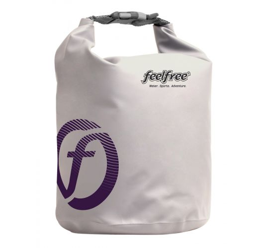 Водонепроницаемаябелая сумка 3 л - TUBE MINI 3L WHITE