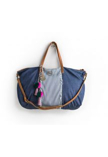 DENIM MAAGICAL TOTE