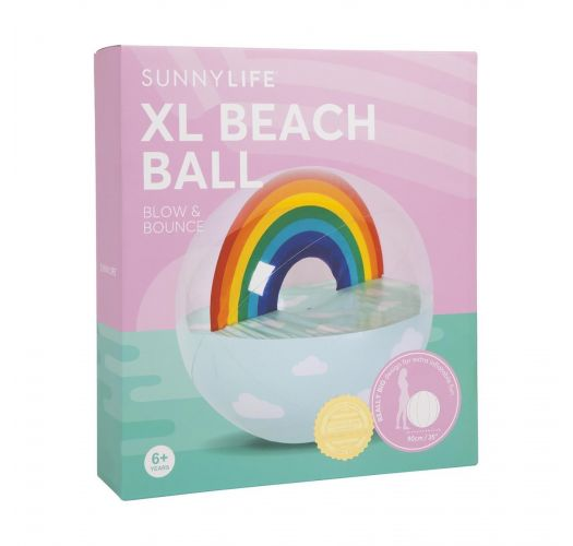 BALL XL RAINBOW