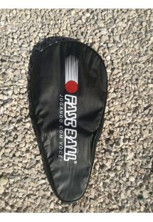Frescobol racket cover bag - PORTA RAQUETE