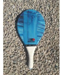 Frescobol Schläger Fibra Linie Blaupause - RAQUETE AZUL