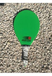Фрескобольная ракетка Evolution серии в зеленом - RAQUETE VERDE