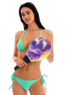 BEACH BAT TIEDYE-PURPLE