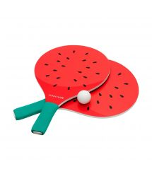 Beach rackets - watermelon pattern - PADDLES WATERMELON