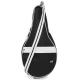 黒いビーチバットカバー/バック - BEACH BAT COVER BLACK