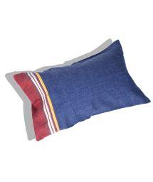 Inflatable beach cushion anddark blue cover - RELAX MALAWI