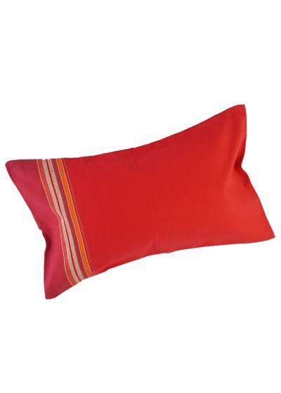 Strandkudde i rött och fuchsia - RELAX RIO GRANDE