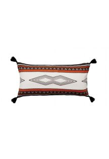Ethnic design inflatable beach cushion - KILIM
