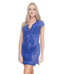 NEW LISBON TUNIC BLUE