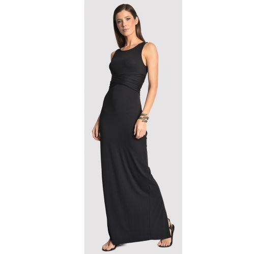 DETAILED DRESS BLACK