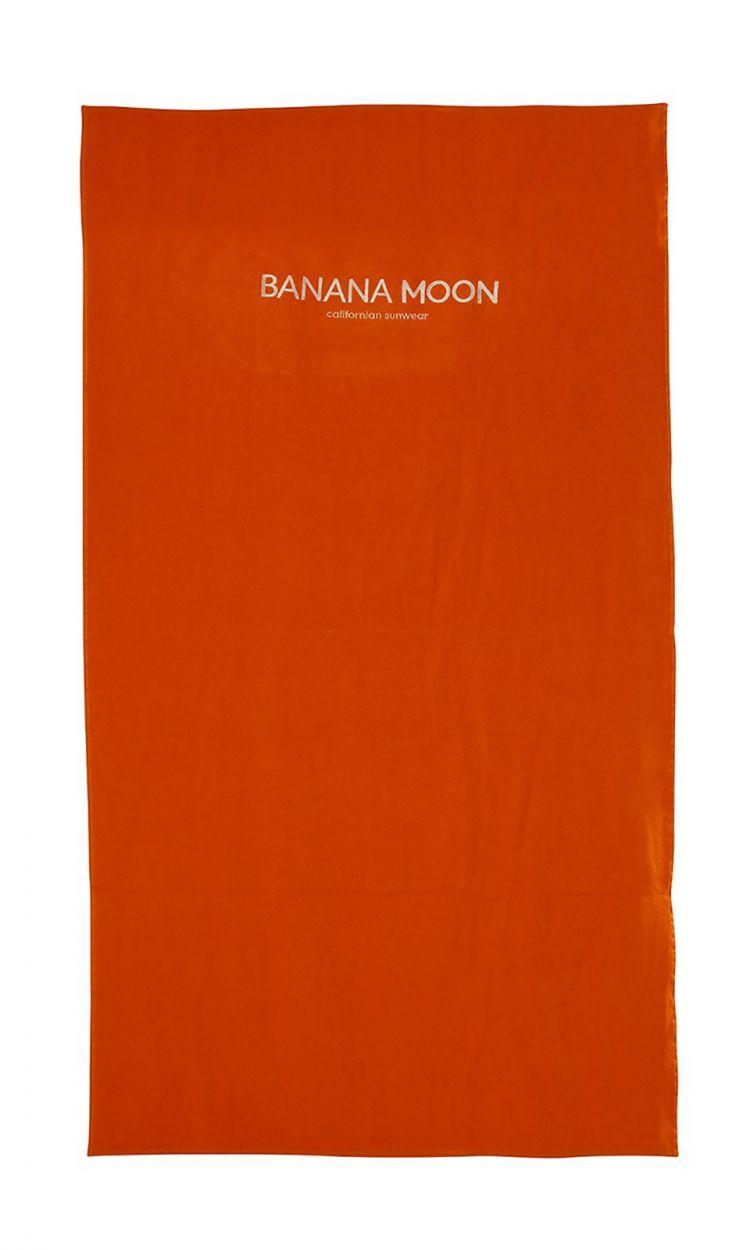 PLAIN TOWELY MANDARINE